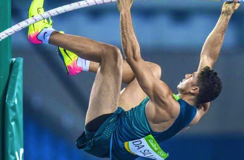 Ouro em 2016, Thiago Braz se classifica para final do salto com vara em Tóquio