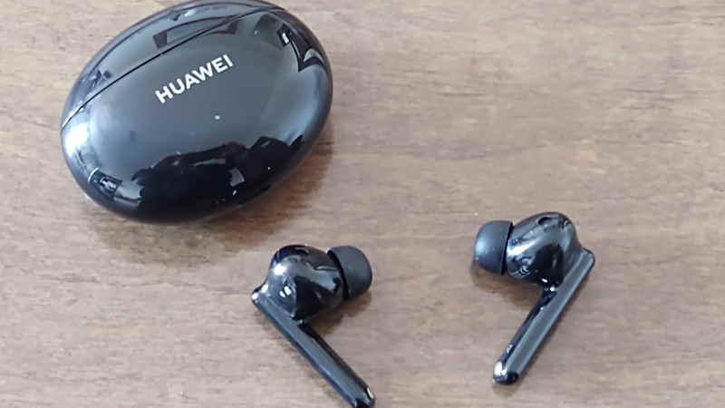 Teste: Fones Huawei Freebuds 4i se destacam por boa bateria e cancelamento de ruído