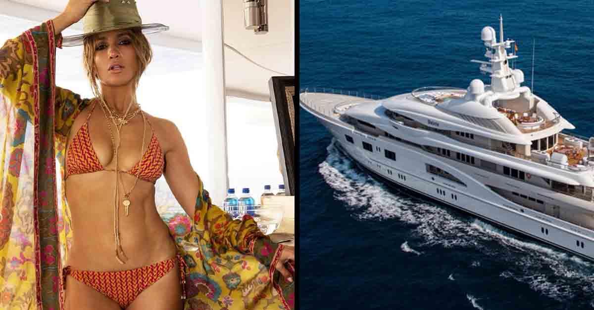 Conheça iate de US$ 130 milhões onde J-Lo e Ben Affleck estiveram
