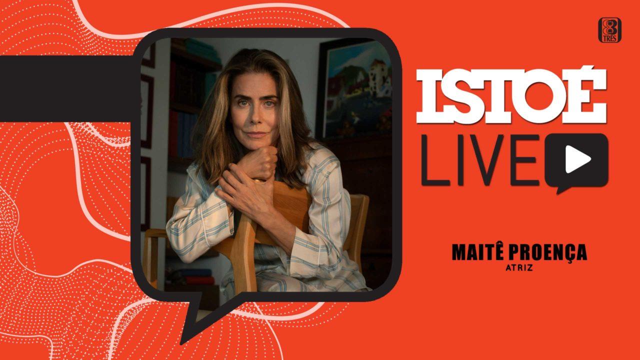 'É uma lástima', diz Maitê Proença sobre governo Bolsonaro