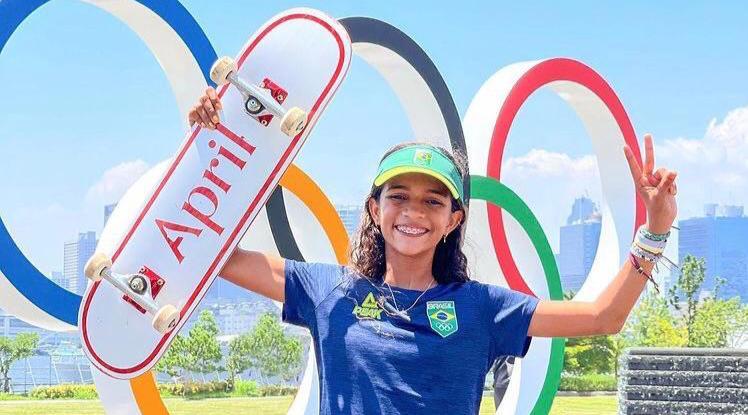 Rayssa Leal cancela recepção no Maranhão por conta da Covid-19