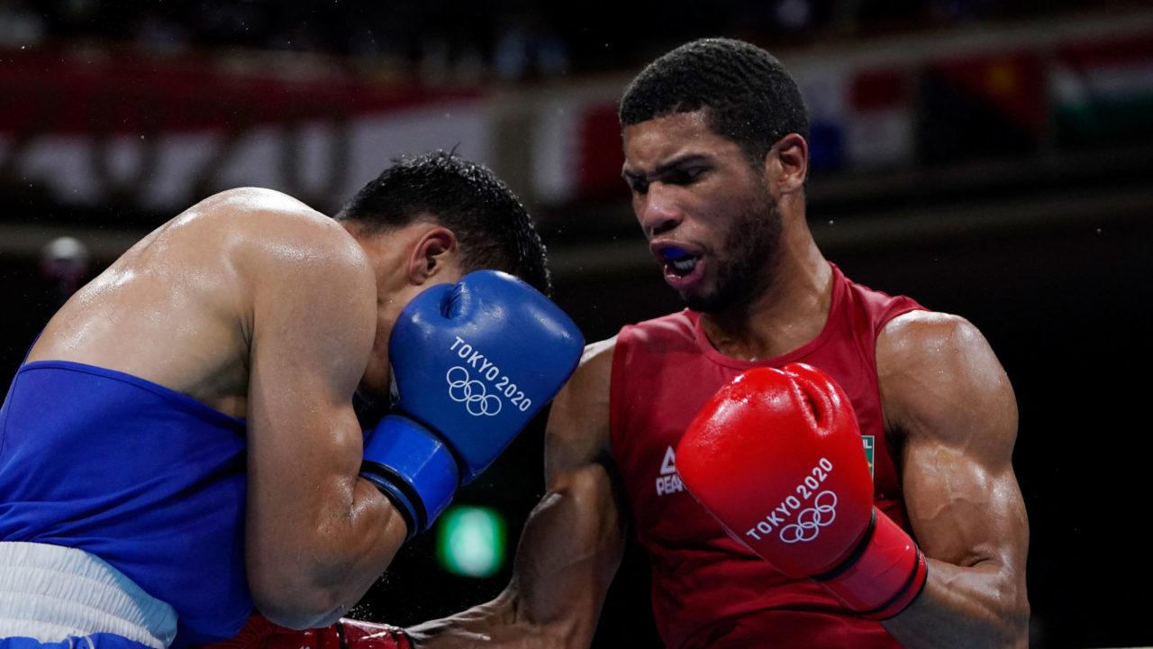 Boxe: Hebert Conceição vence e está na final nos Jogos Olímpicos de Tóquio