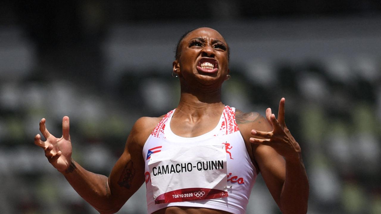 Atletismo: porto-riquenha é ouro nos 100m com barreiras