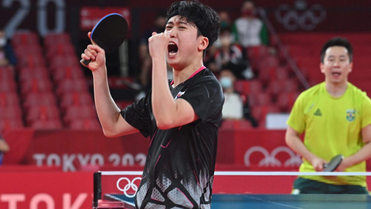 Tênis de mesa: Brasil perde para Coreia do Sul e encerra sua participação nos Jogos Olímpicos de Tóquio