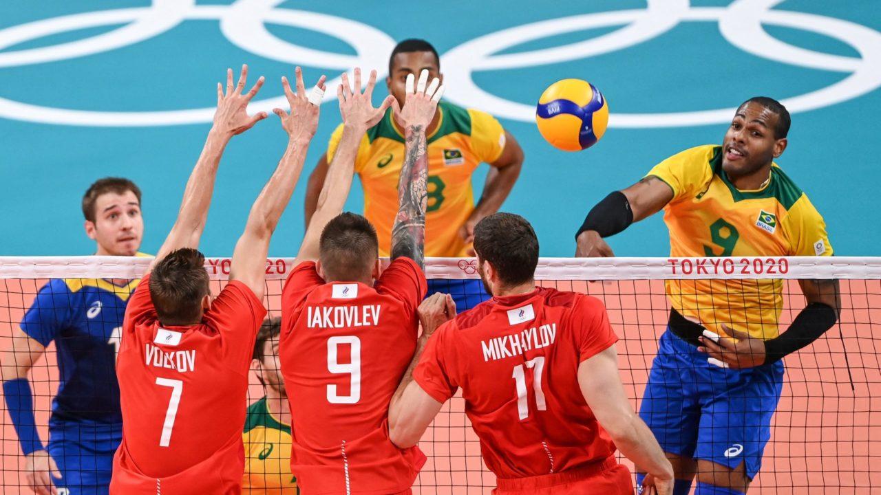 Vôlei masculino: Brasil perde e fica fora da decisão pela primeira vez desde Sydney 2000
