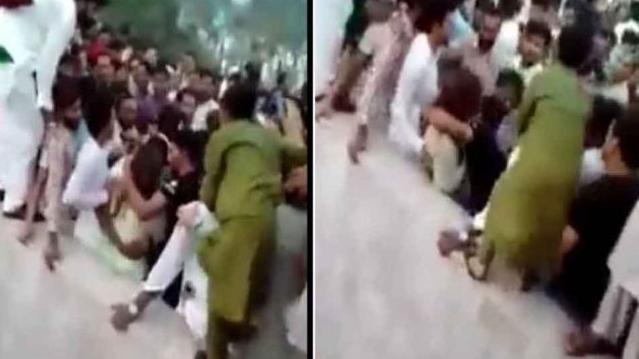 Vídeo: Polícia do Paquistão investiga abuso sexual de 300 homens contra uma mulher