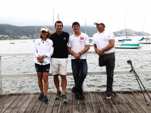 Com ouro de Martine, família Grael conquista sua nona medalha em Jogos Olímpicos
