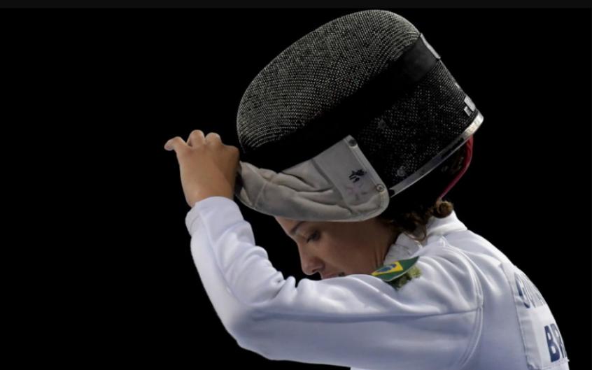 Maria Ieda Guimarães termina primeiro dia do pentatlo moderno na 30ª posição nos Jogos Olímpicos