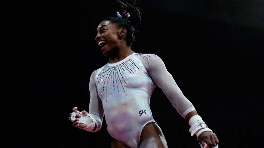 Ela está de volta! Simone Biles vai disputar final da trave nesta terça nos Jogos Olímpicos