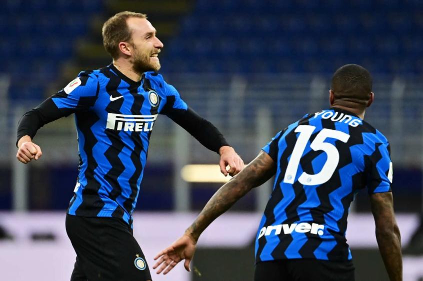 Christian Eriksen retorna a Inter de Milão após parada cardíaca na Euro