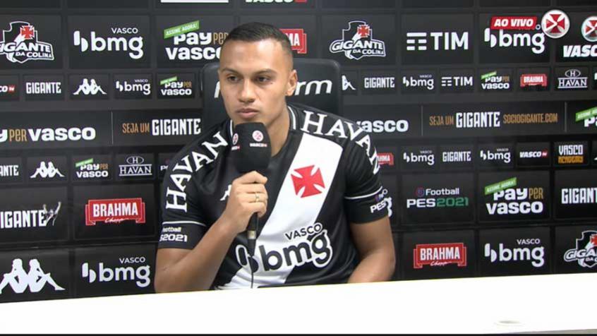 Léo Jabá pede desculpas à torcida do Vasco após expulsão contra o São Paulo: 'Assumo a responsabilidade'