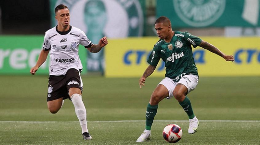 Veja valores da negociação do Palmeiras por Esteves com clube da MLS