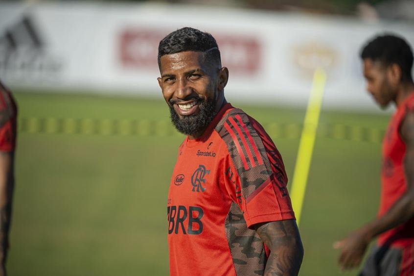 Com Rodinei de ponta, Flamengo está definido para encarar o ABC; veja a escalação