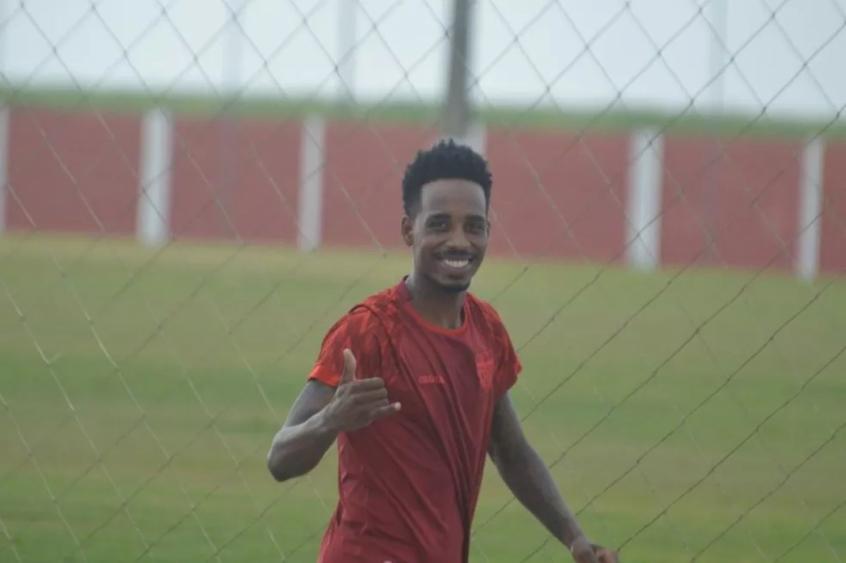 Guilherme Romão quer intensidade do CRB em jogo de volta contra o Fortaleza pela Copa do Brasil