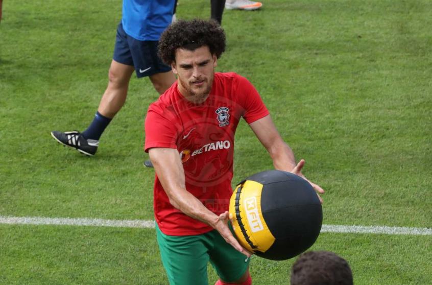 No Marítimo, Matheus Costa quer passar dos 150 jogos em Portugal