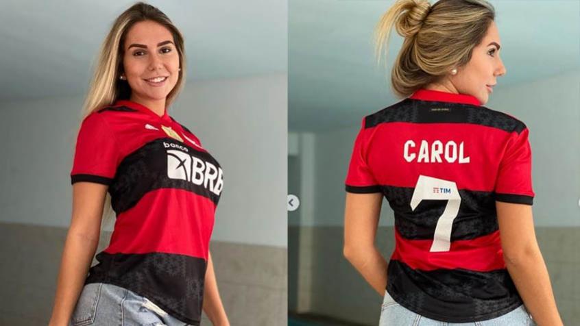Carol Portaluppi posta foto com novo visual e seguidores brincam: 'Ai o Gabigol se apaixona'; veja!