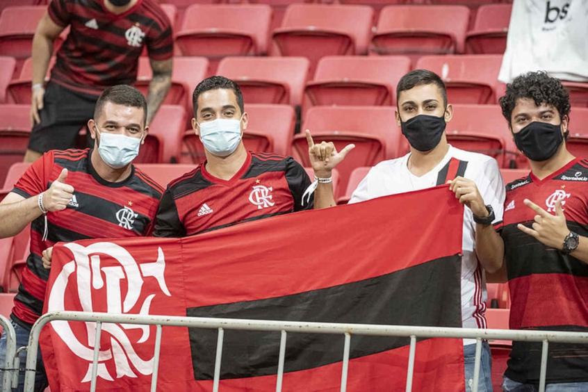 Flamengo x Olimpia: Governo do DF prepara novo decreto e flexibiliza protocolo para público nos estádios