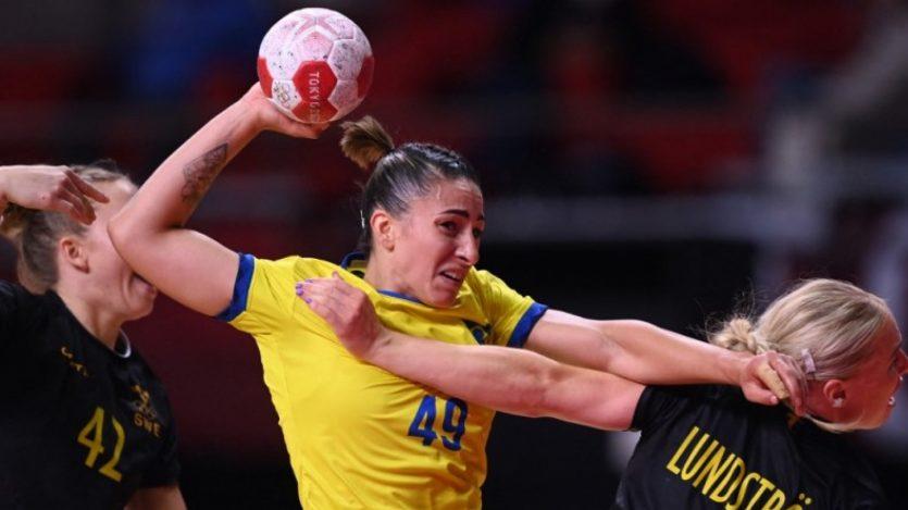 Seleção feminina de handebol perde para a França está eliminada dos Jogos Olímpicos