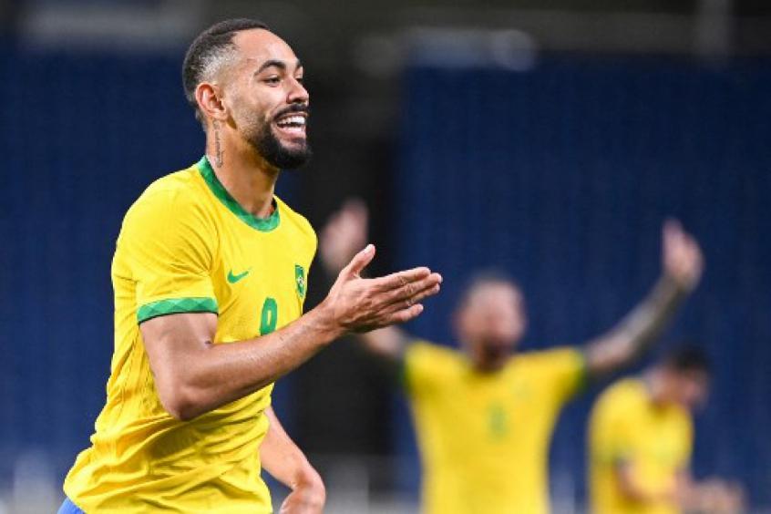 Em tratamento na Seleção, Matheus Cunha terá presença definida horas antes da semifinal da Olimpíada