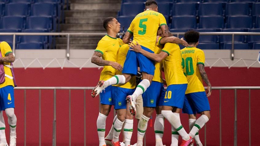 Sem Matheus Cunha, Seleção está escalada para duelo com o México; veja o time das semis da Olimpíada
