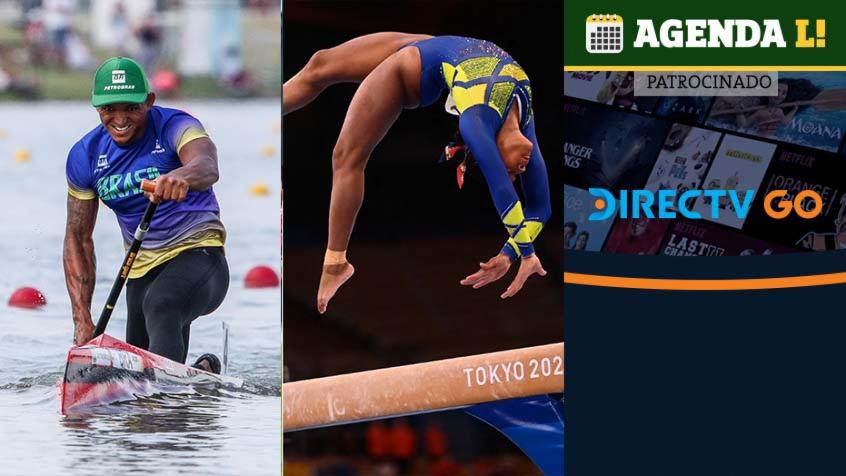Ginástica, vela, vôlei e vôlei de praia: confira a agenda do dia nos Jogos Olímpicos de Tóquio