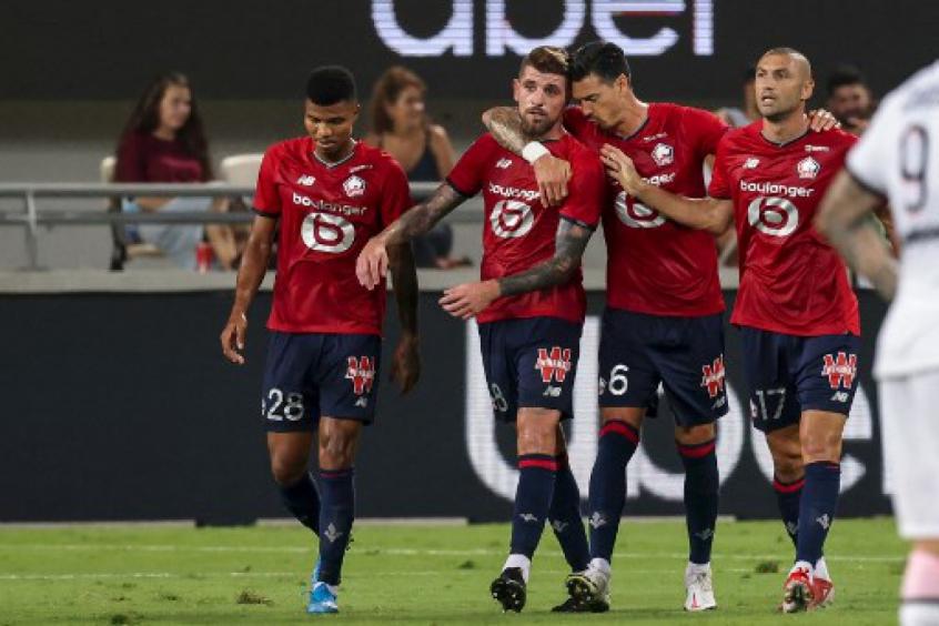 Sem Neymar e Mbappé, PSG perde para o Lille na Supercopa da França