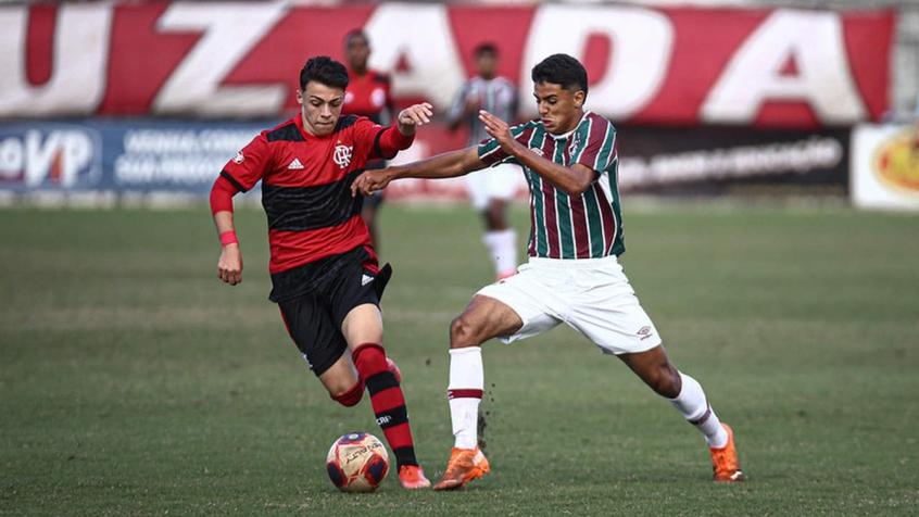 Flamengo vence o Fluminense nos pênaltis e conquista o título da Copa Rio Sub-15
