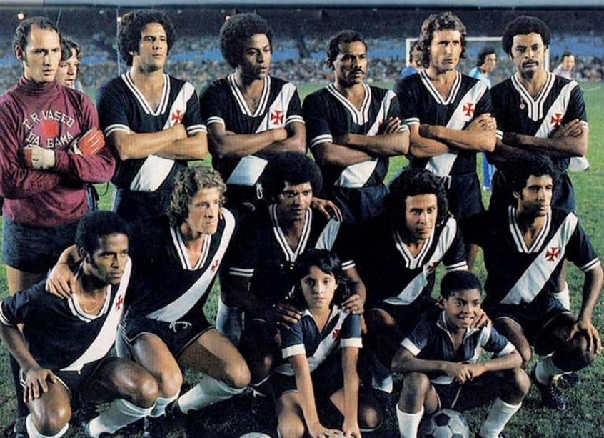 Roberto Dinamite relembra a conquista do Brasileiro de 1974, que completa 47 anos neste domingo