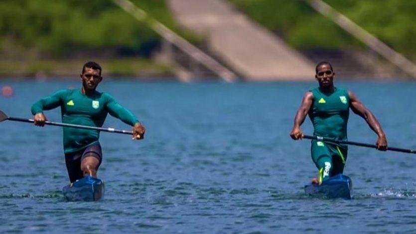 Isaquias Queiroz e Jacky Godmann avançam às semifinais do C2 1000m