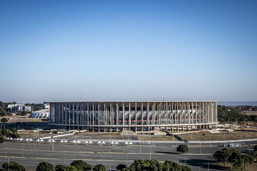Governo do DF publica condições para a presença de público no jogo entre Flamengo e Olímpia