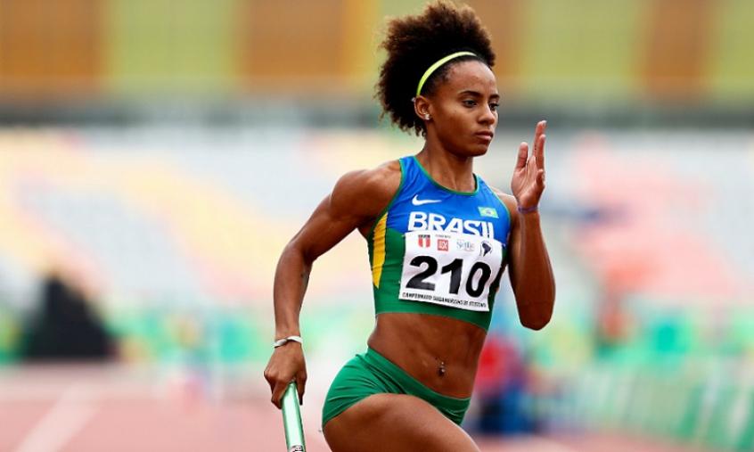 Tiffani Marinho não avança às semis dos 400m rasos nos Jogos Olímpicos