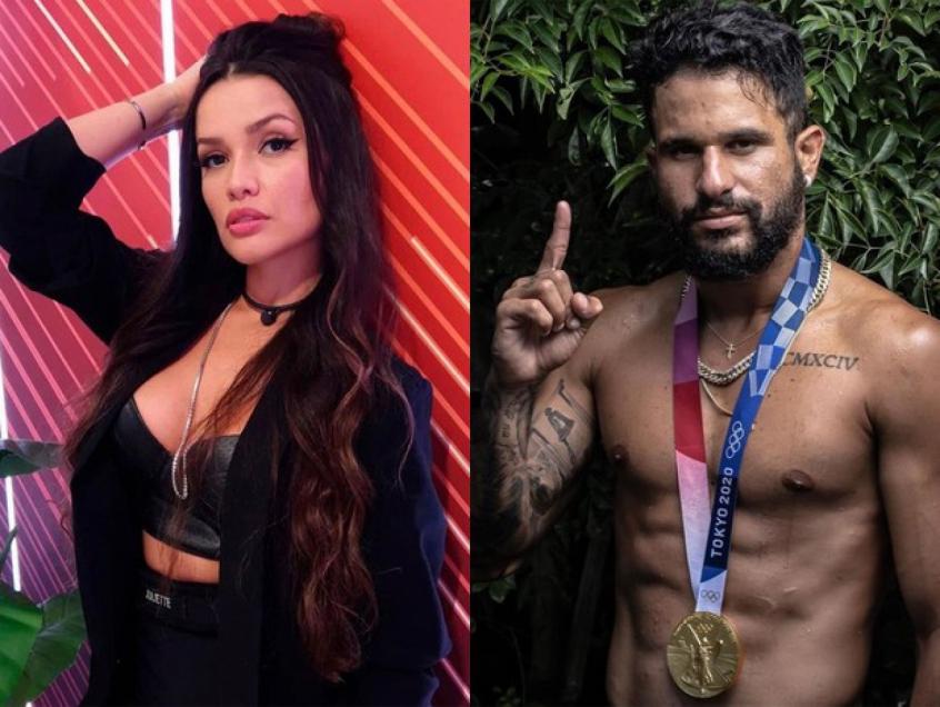 Depois de indiretas, Ítalo Ferreira revela contato com Juliette: 'A gente chegou a se falar'