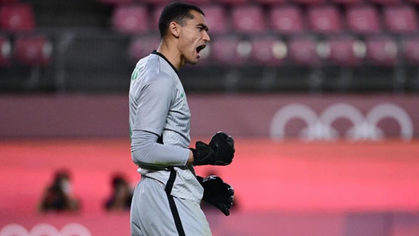 Sangue frio de Santos pavimenta a classificação da Seleção em sofrida semifinal de Olimpíada