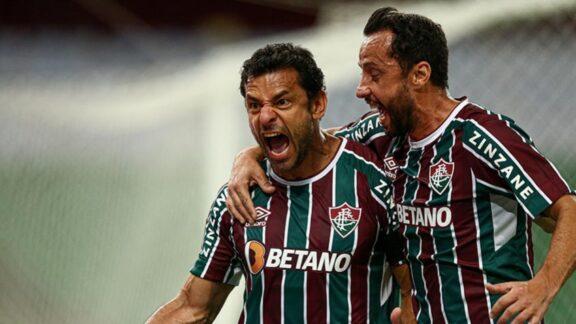 Fred marca, Fluminense vence o Cerro Porteño e confirma vaga nas quartas