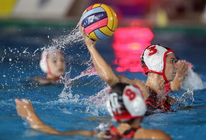 Troféu Brasil de polo aquático tem início com reedição da final feminina