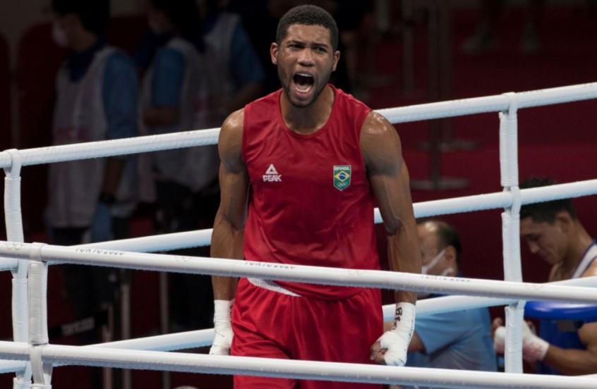 Mais uma final! Hebert Conceição vence russo e está na final do boxe nos Jogos Olímpicos