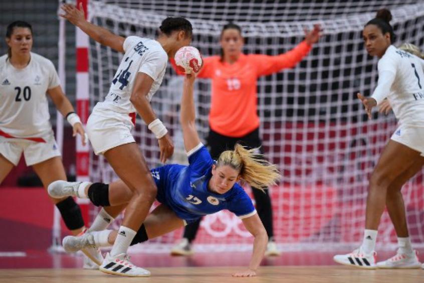 Revanche! França derrota Comitê Olímpico Russo e conquista o ouro no handebol feminino nas Olimpíadas