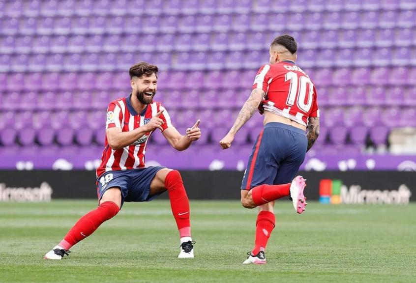 Sem Messi e Sergio Ramos: Felipe comenta sobre 'nova' La Liga e mira título com o Atlético de Madrid