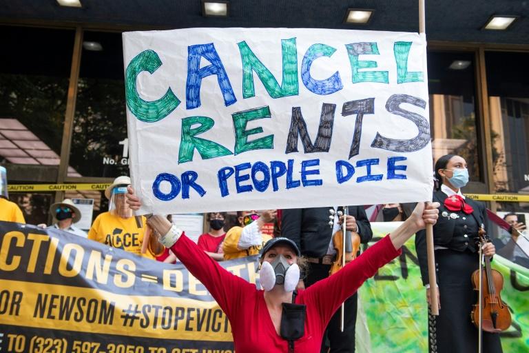 Proibição de despejos que protegeu milhões de lares na pandemia expira nos EUA