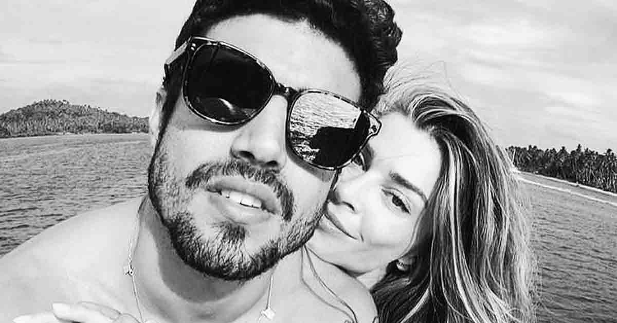Caio Castro posta indireta após término com Grazi: 'O mundo dá voltas'