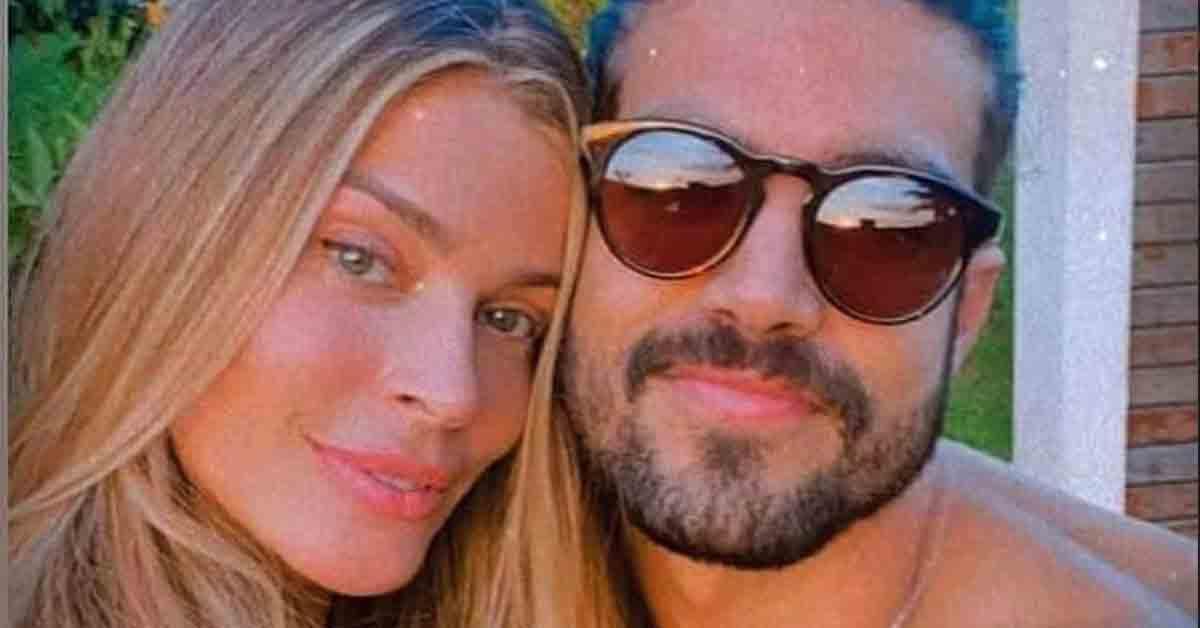 Caio Castro se pronuncia sobre fim de namoro com Grazi e nega traição
