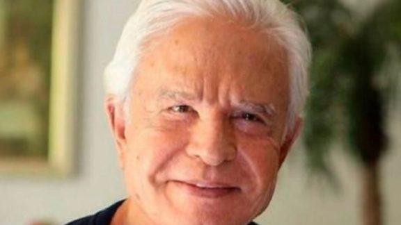 Cid Moreira lamenta polêmica entre esposa e filhos: 'Fico constrangido'