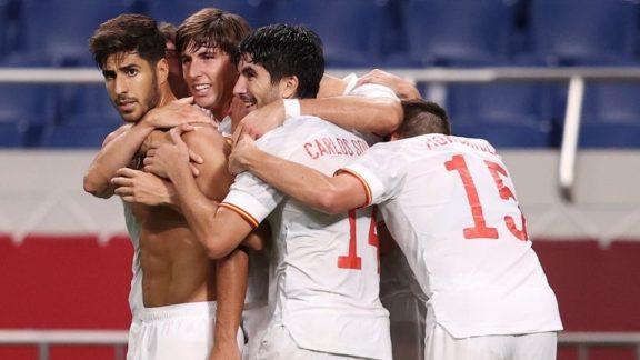 Asensio projeta medalha de ouro contra Brasil para impulsionar carreira