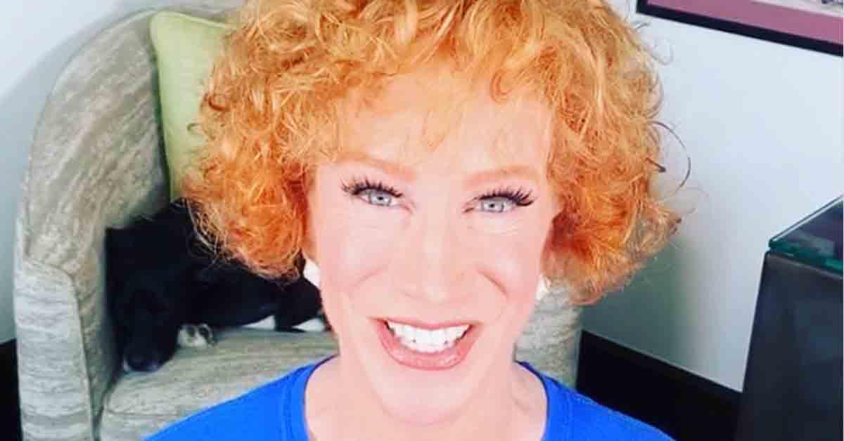 Kathy Griffin revela tentativa de suicídio