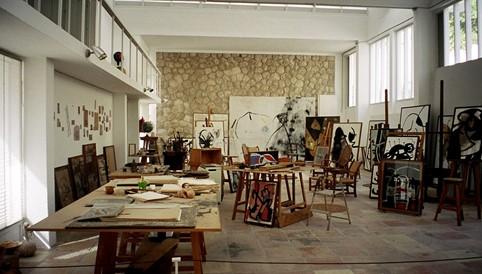10 artistas famosos, seus ateliês e museus exclusivos