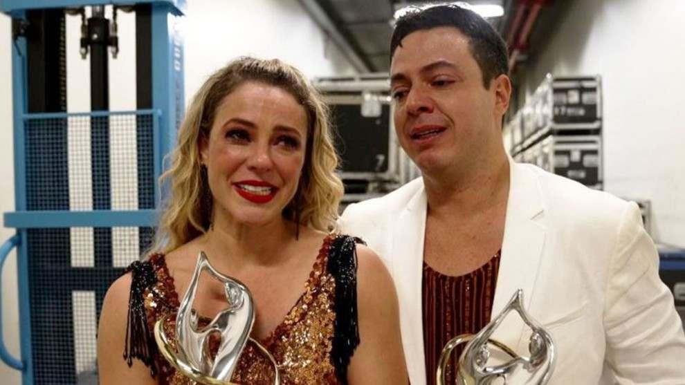 Paolla Oliveira admite constrangimento com vitória na 'Super Dança dos Famosos'