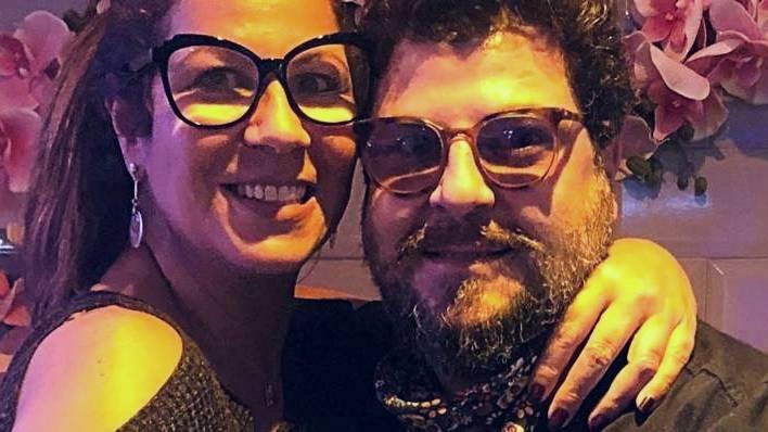 Queda não causou morte de namorado da atriz Carla Daniel, aponta laudo
