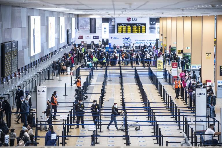Peru prorroga suspensão de voos com a África do Sul pela pandemia