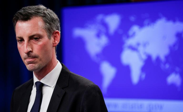 EUA esperam tratar de disputa com a França na próxima semana na ONU