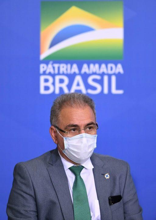 Queiroga, parte da comitiva brasileira na ONU, é diagnosticado com covid